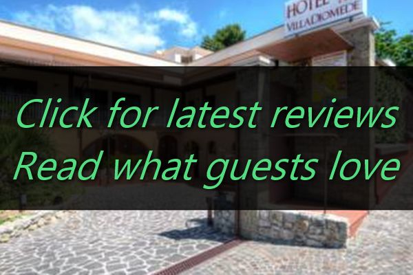 hotelvilladiomede.it reviews